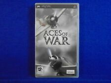 psp ACES OF WAR Epic Battles From WWII Playstation REGION FREE PAL ENGLISH