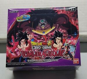 Bandai DragonBall Super Card Game Vermilion Bloodline Booster Box - 24 Packs