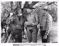 """Bill Elliott, Gabby Hayes """"Calling Wild Bill Elliott"""" vintage movie still"""