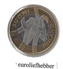 Finland /Suomi                       5 Euro  ( 6 ) 2011     op voorraad    NIEUW