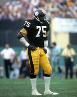 Pittsburgh Steelers MEAN JOE GREENE Glossy 8x10 Photo Poster Print Poster