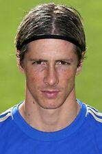 Football Photo>FERNANDO TORRES Chelsea 2012-13