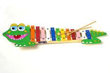 Toy Xylophone Crocodile Xylophone Toddler Toys