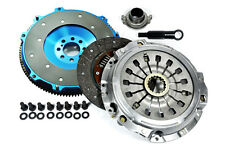 GF PREMIUM CLUTCH KIT+ALUMINUM FLYWHEEL FOR 2000-2005 ECLIPSE GT GTS SPYDER 3.0L