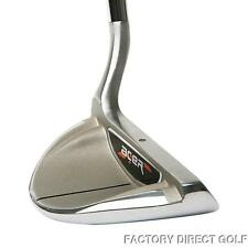 LADIES PETITE CHIPPING WEDGE CHIPPER HYBRID SHORT WOMENS LEFT HANDED GOLF CLUB