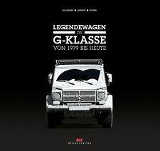 Mercedes-Benz G-Klasse 1979 bis heute (W 460 461 462 463 MB AMG Puch) Buch book