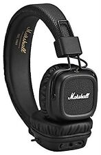 Marshall Headphone Major II Bluetooth Black Colour 04091378