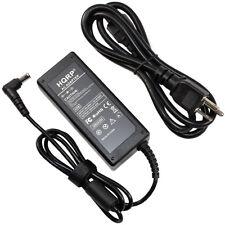 HQRP AC Power Adapter for LG 23EA63V 24EN33TW 24EN43V 20EN33S 22EN33S 27EA53VQ