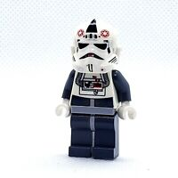LEGO Minifigure AT-AT Driver Stormtrooper Type 2 Helmet sw0262 Star Wars