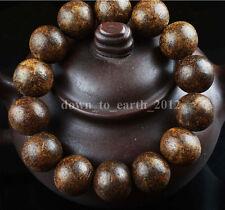 aloeswood borneo kalimantan kinam agarwood bracelet mala gaharu prayer beads