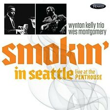 Wynton Kelly Trio - Smokin' In Seattle: Live At The Penthouse (1966) [New CD] Lt