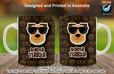 Border Terrier Hipster Dog Cute Cool Creative Funny Tea Coffee Mug Best gift