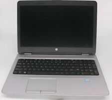 "HP ProBook 650 G2 15.6"" Laptop i5 6200U 500GB HDD 8GB RAM Win 10 PRO"