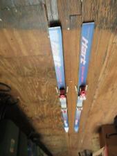 Hart Comp SLX Pink and Blue Skis !