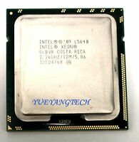 SLBV8 Intel Xeon L5640 2.26GHZ/12M/5.86 6-Cores 12-Threads LGA 1366/Socket B cpu