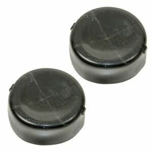 Cup Holder Insert Liner Pair for Buick Chevy GMC Isuzu Olds SUV Brand New