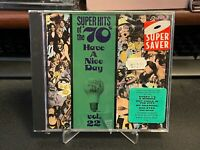 Super Hits of the '70s: Have a Nice Day, Vol. 22 SEALED CD