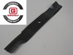"GENUINE OEM Ariens Gravely Hi Lift Blade #00450300 For 52"" Decks, Fast Shipping!"