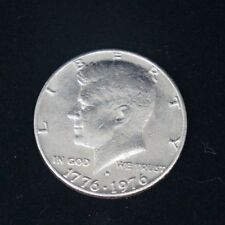 1776-1976 D J.F. KENNEDY BI-CENTENNIAL HALF DOLLAR CIRCULATED COIN