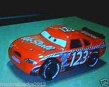 Disney Pixar Cars Stall No.123 1186 MJ Maßstab 1:55 Metall