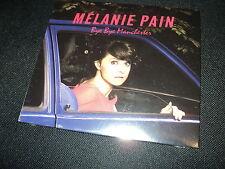 "CD DIGIPACK NEUF ""BYE BYE MANCHESTER"" Melanie PAIN"