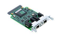 Cisco VWIC-2MFT-T1 2-Port RJ-48 Multi-Flex T1 Trunk Card High Density Voice WAN