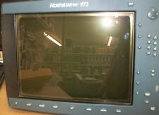 Northstar 972 Chartplotter Display Unit and Cover