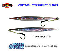 VERTICAL JIG TURKEY SLIDER 170 TS08 BRUNITO TRACK LINE