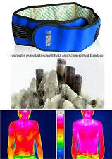 Tourmalin pyroelektrischer Effekt anti Schmerz Heil Bandage Blau Größe: M