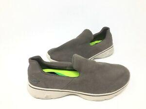 NEW! Skechers Women's GOWALK 4 MAGNIFICENT Slip On Shoes Khaki #54153 186A
