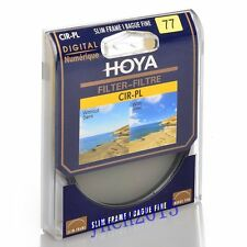 Hoya 77mm Circular Polarizing CIR-PL CPL FILTER fit for Canon Nikon Sony Lenses