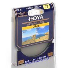 Hoya 77mm CIR-PL CPL Polarizing FILTER fit Circular for Canon Nikon Sony Lenses