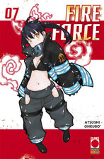 manga FIRE FORCE N. 7  - panini