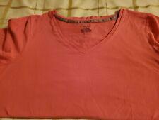 Hue women Pink T-Shirt regular size Medium short sleeves gym walking exercise