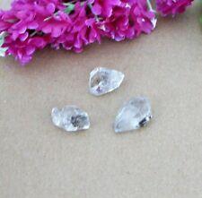 Herkimer Diamanten Doppelnder kristalle 3 Stk,35 ct  (G-54 )