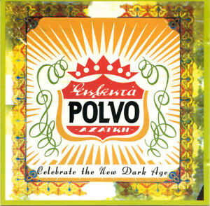 """(79) Polvo –""""Celebrate The New Dark Age""""-Rare Touch And Go CD 1994–TG133CD-New"""