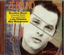 ZE BRUNO - BIG CIRCLE - CD - NEW