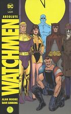Watchmen - Edizione Assoluta - Variant - DC Absolute - RW Lion - ITA #MYCOMICS