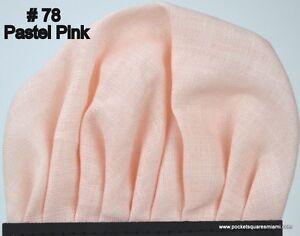 Mens Irish Linen Pocket Square Handkerchief Pre Folded Puff
