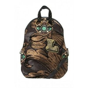 Desigual Authentic Women's Bolso Cocodrilo Bag Handag 27x5L04