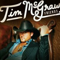 TIM McGRAW - & FRIENDS CD ~ KENNY ROGERS~RANDY TRAVIS~FAITH HILL~COLT FORD *NEW*