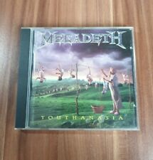 Megadeth - Youthanasia (1994) Album Musik CD *** guter Zustand ***
