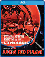 The Angry Red Planet [New Blu-ray] Widescreen