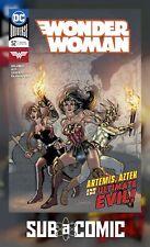WONDER WOMAN #52 (DC 2018 1st Print) COMIC