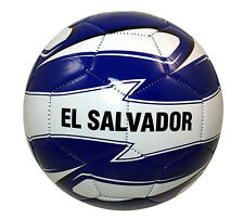 El SALVADOR SOCCER BALL SIZE 5 OFFICIAL PRODUCT SHIPS INFLATED low price!!!!!