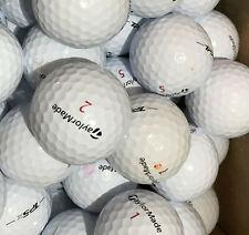 50 Taylor Made TP5 X Golfbälle AAA/AA