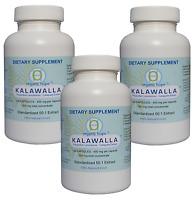 Kalawalla Polypodium Leucotomos Herb, Immune Support, Skin & More (3) Save $12