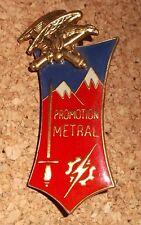 insigne - Promotion Metral Artillerie - Beraudy
