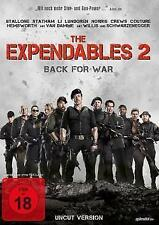 The Expendables 2 - Back for War - Uncut Version NEU OVP