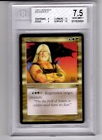 1994 MTG MAGIC THE GATHERING LEGENDS RAGNAR BGS GRADED 7.5 NEAR MINT CARD